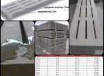 Ruszta Ruszty betonowe dla trzody Tucznikowe HSR Produce