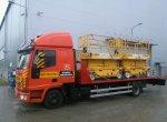 Transport zwyżki maszyn Poznań