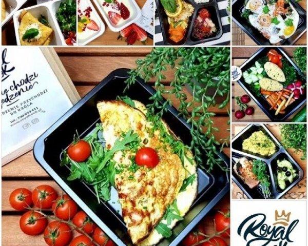 Catering Dietetyczny ROYALCOOK Poznań i okolice